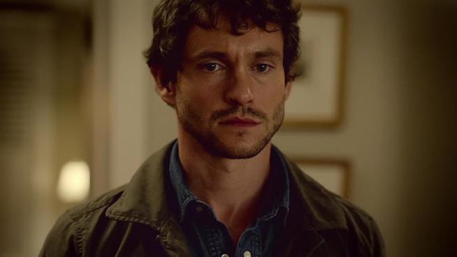 Hugh Dancy in Hannibal