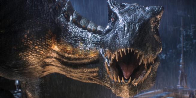 L'Indo-Raptor di Jurassic World: Il regno distrutto