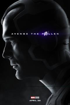 Avenger the fallen, i caduti: Vision