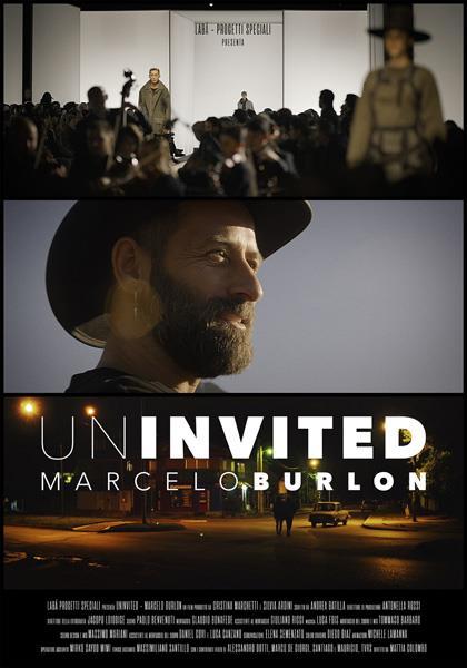 il poster di Uninvited - Marcelo Burlon