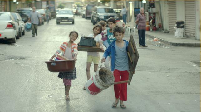 I bambini protagonisti di Cafarnao - Caos e miracoli