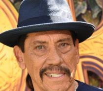 Danny Trejo alla premiere di Dora e la città perduta a Los Angeles
