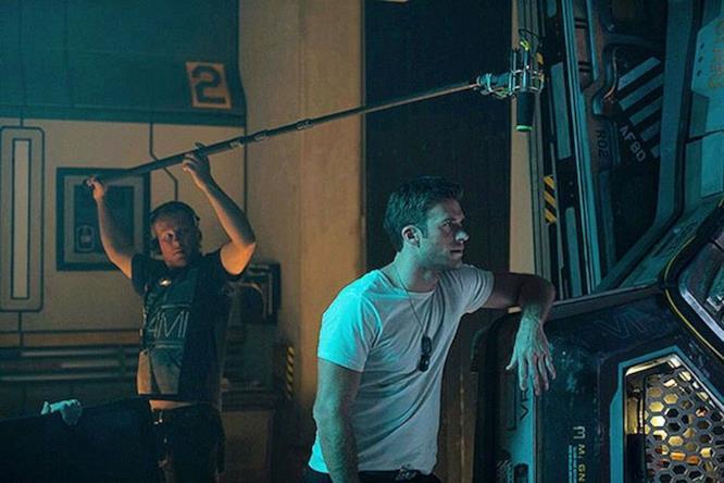 Scott Eastwood è un nuovo pilota Jaeger in Pacific Rim 2