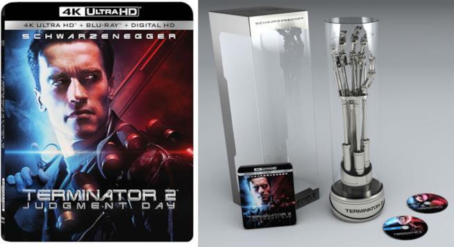 L'edizione limitata 4K di Terminator 2 - Il giorno del giudizio