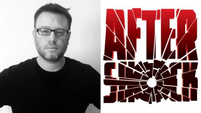 Il direttore editoriale di AfterShock Comics Mike Marts