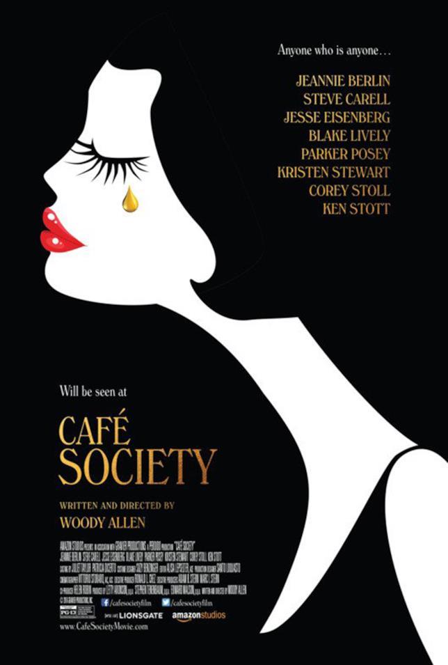 Finalmente è arrivato il trailer di Café Society di Woody Allen