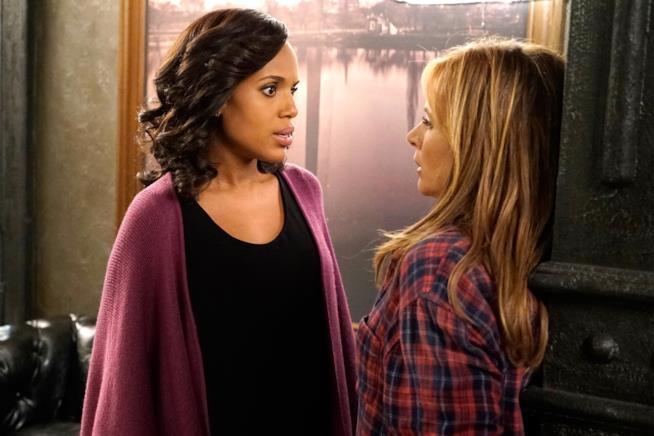 Olivia e Vanessa faccia a faccia nella resa dei conti del quinto episodio di Scandal 6