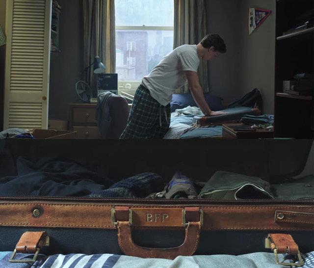 Peter Parker prepara i bagagli per il viaggio in Europa in Spider-Man: Far From Home