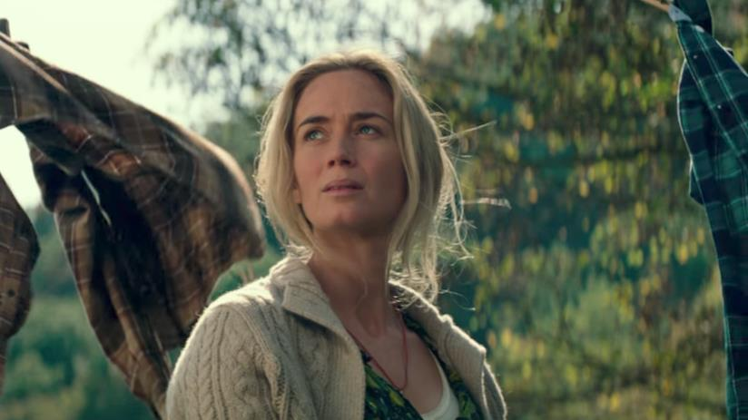 Emily Blunt in A Quiet Place