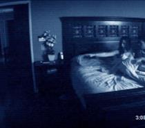 scena di Paranormal Activity