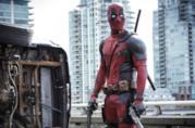 Ryan Reynolds nei panni di Deadpool