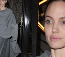 L'attrice americana Angelina Jolie