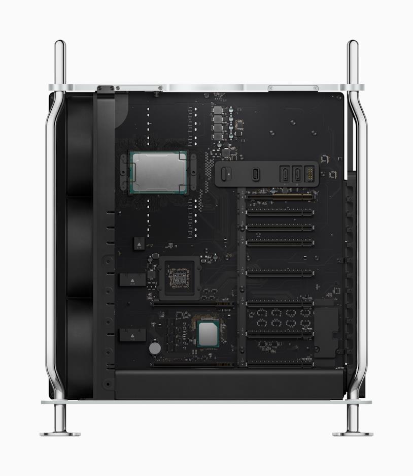 Immagine stampa del nuovo Mac Pro