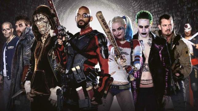 Cast Suicide Squad
