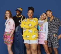 La nuova collezione 2018/2019 dedicata ai Simpson: ecco due esempi di maglioni.