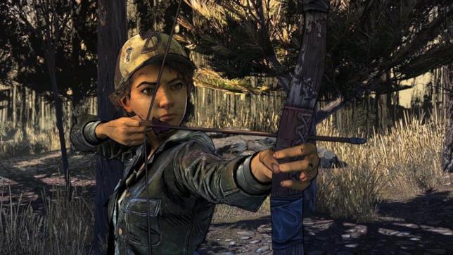 Clementine in The Walking Dead - The Final Season