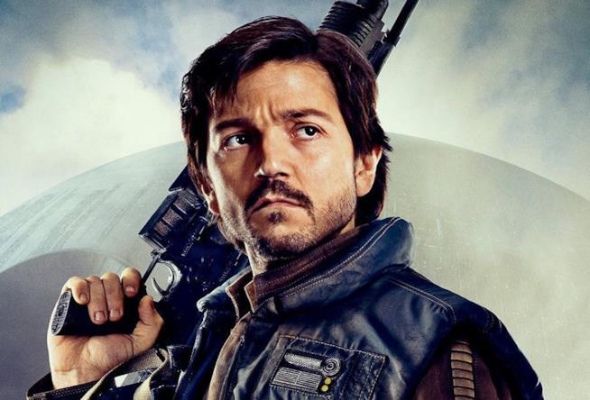 La nuova serie TV di Star Wars su Cassian Andor si girerà a ottobre