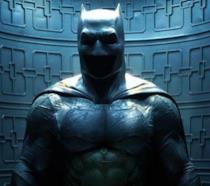 La tuta del Batman di Ben Affleck