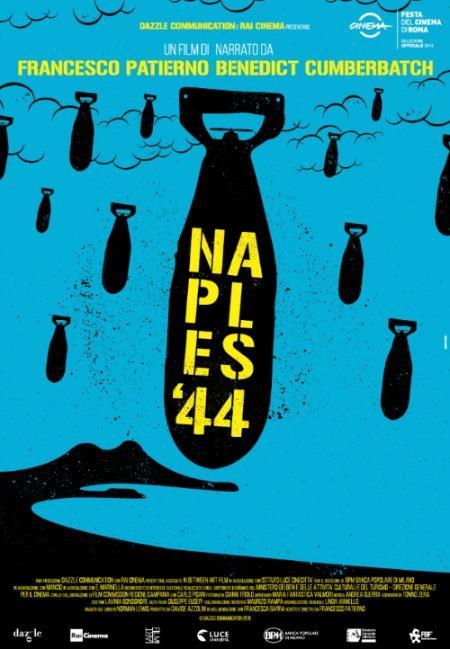 Il poster di Naples '44
