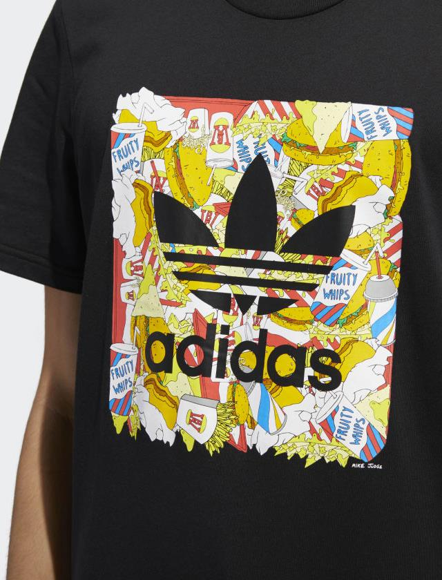 Adidas dedica una t-shirt a Beavis & Butt-Head