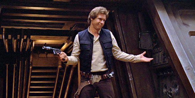 Immagine di Han Solo