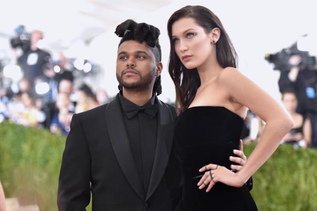 Bella Hadid e The Weeknd ai tempi della loro storia d'amore