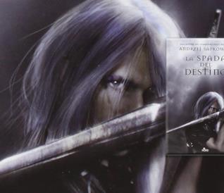 La copertina del secondo libro di racconti di The Witcher