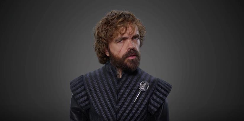 Peter Dinklage è Tyron Lannister in Game of Thrones