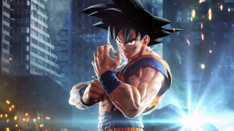 Goku videogame