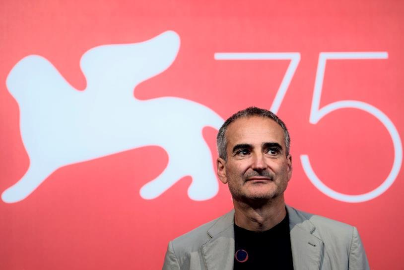 Olivier Assayas a Venezia 75