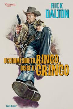 Poster Gringo con Rick Dalton