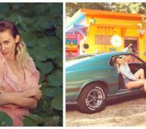 Alcuni scatti realizzati da Miley Cyrus per Billboard