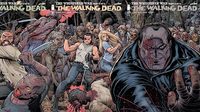 The Walking Dead, i fumetti