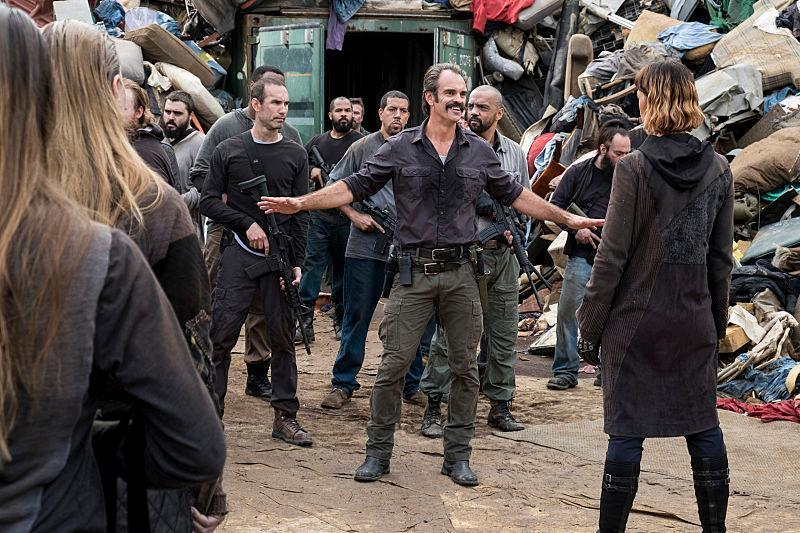 The Walking Dead 8x11: Simon