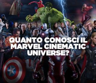Quanto conosci il Marvel Cinematic Universe? 100 domande per i 10 anni