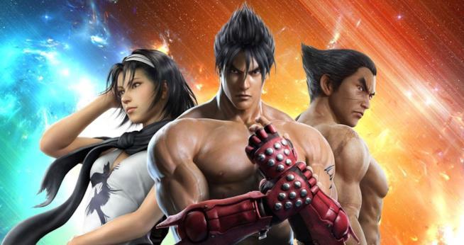 Alcuni dei lottatori più amati di Tekken