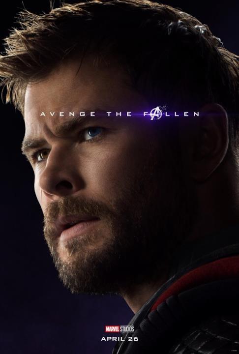 Avenger the fallen, i sopravvissuti: Thor