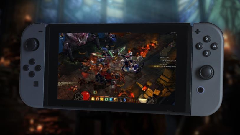 Diablo III: Eternal Collection, titolo in arrivo su Switch
