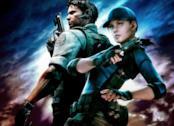 Chris Redfield e Jill Valentine in Resident Evil 5