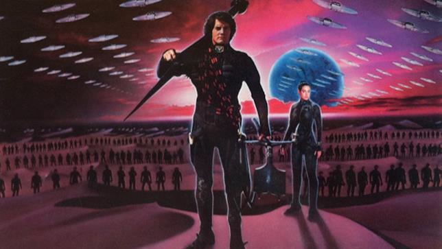 Poster promozionale di Dune