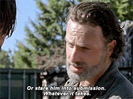 Rick e Daryl - 50 Sfumature di Grigio