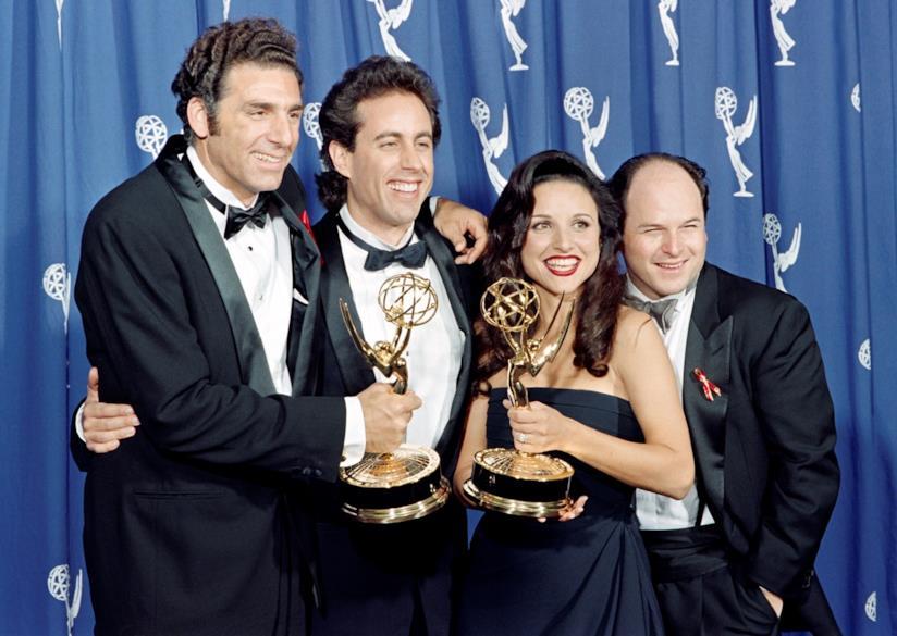 Il cast di Seinfeld