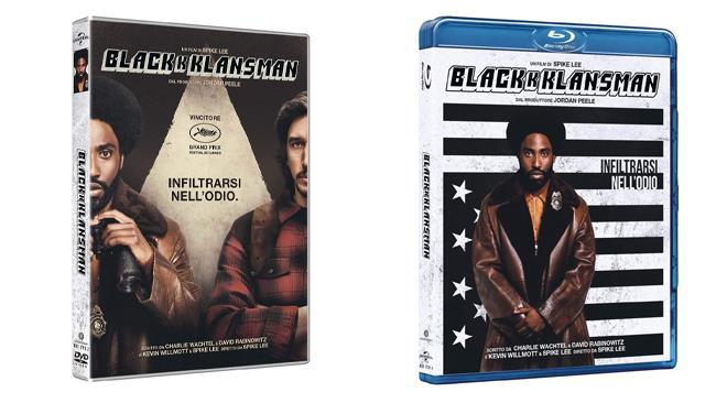 BlacKkKlansman - DVD e Blu-ray