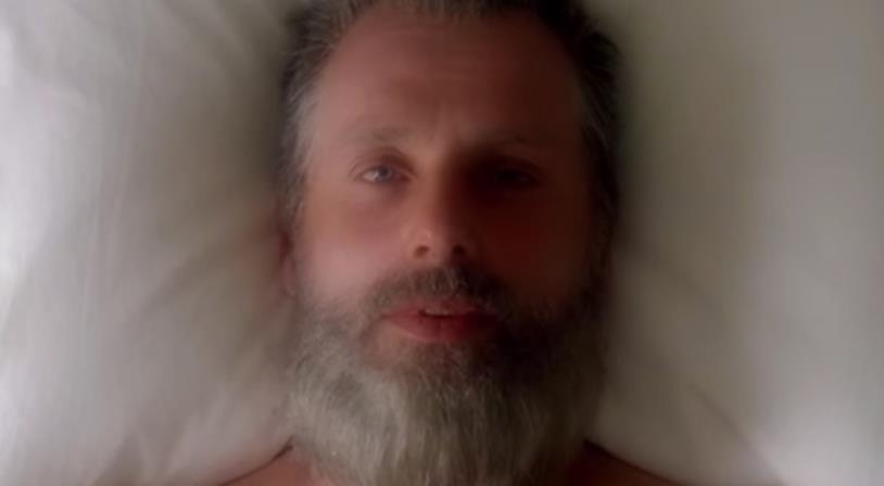 Un futuro possibile per Rick Grimes?