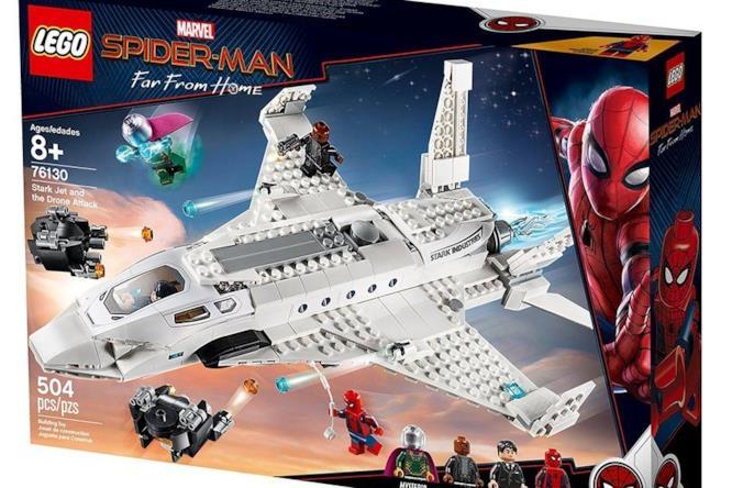Un set LEGO rivela che Venezia sarà minacciata da alcuni droni in Spider-Man: Far From Home