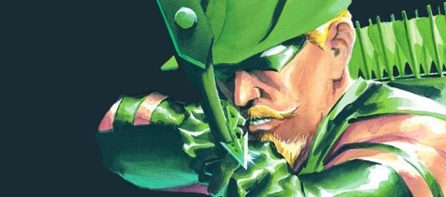 Green Arrow degli anni '40