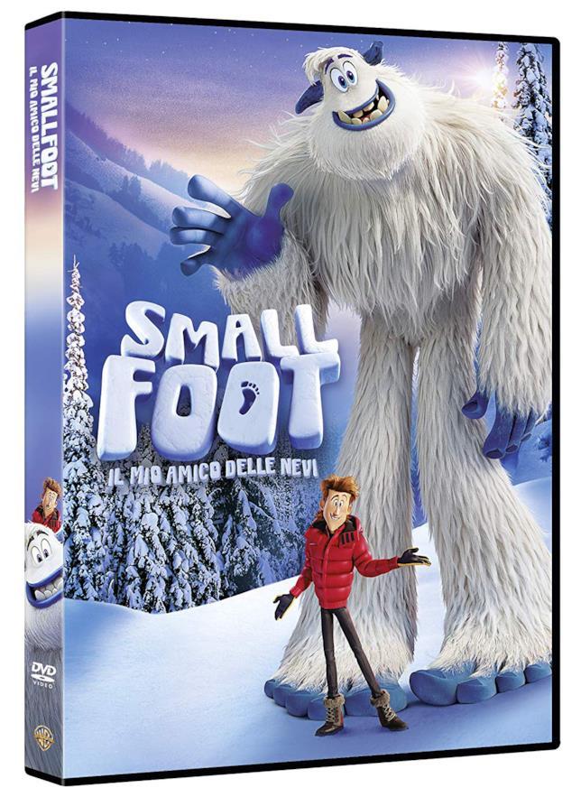 Smallfoot - Il mio amico delle nevi - DVD