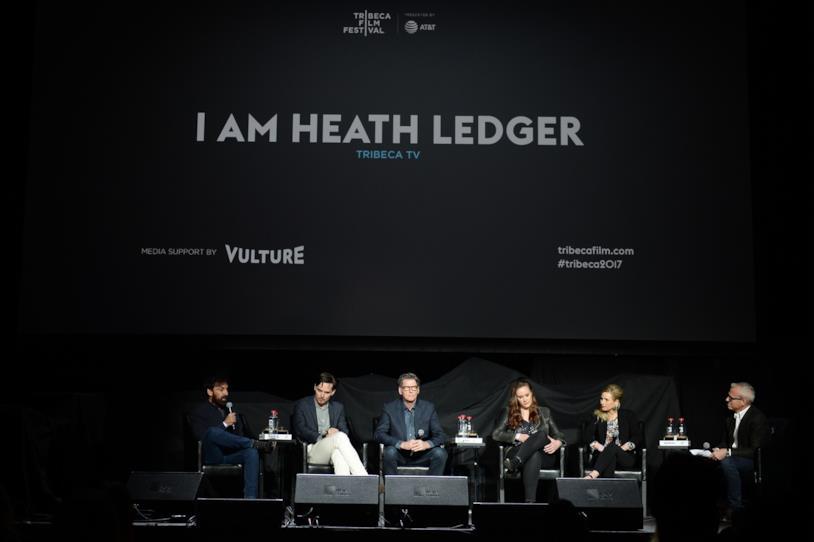 I am Heat Ledger premiere