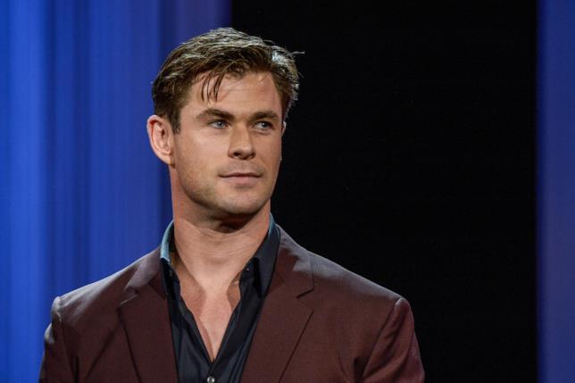 Chris Hemsworth interprete di Thor