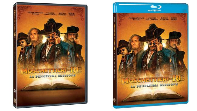Moschettieri del re - La penultima missione - Home Video - DVD e Blu-ray